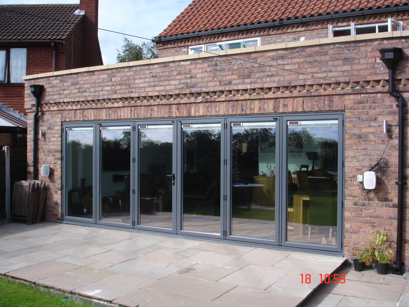 Conservatec A Rated Aluminium Windows And Doors