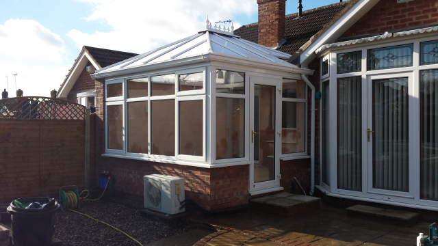Conservatec K2 Roof System Conservatory Roof